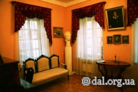 Уголок розовой комнаты.